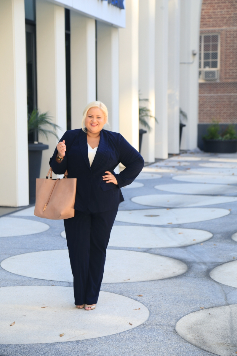 Business Casual Outfits For Plus Size